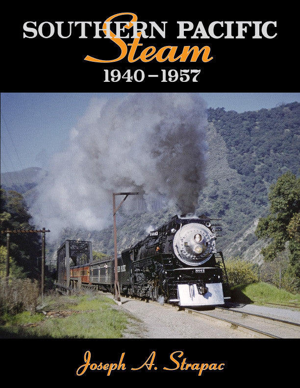 Southern Pacific Steam 1940-1957