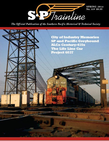 Trainline Issue 119