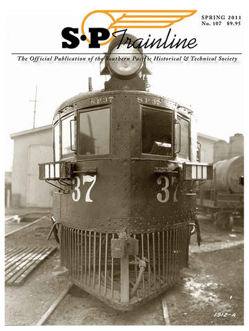 Trainline Issue 107