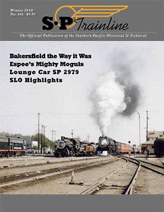 Trainline Issue 102 - reprint