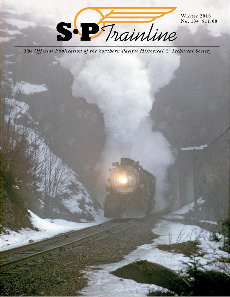 Trainline Issue 134