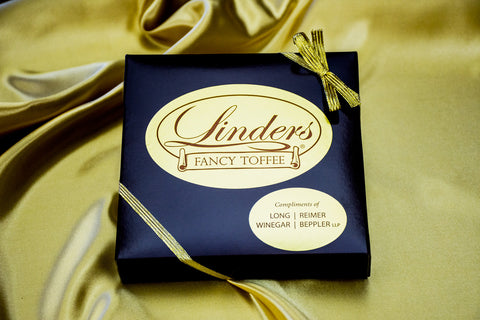 Gifts - Linders Cappuccino Fancy Toffee Box