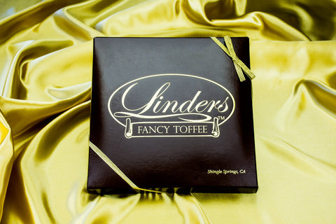 Gifts - Linders Dark Chocolate Fancy Toffee Box