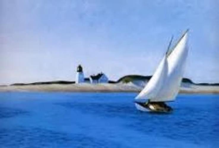 The Long Leg by Edward Hopper- Tuesday, June 1 @ The Exhibit, Balham