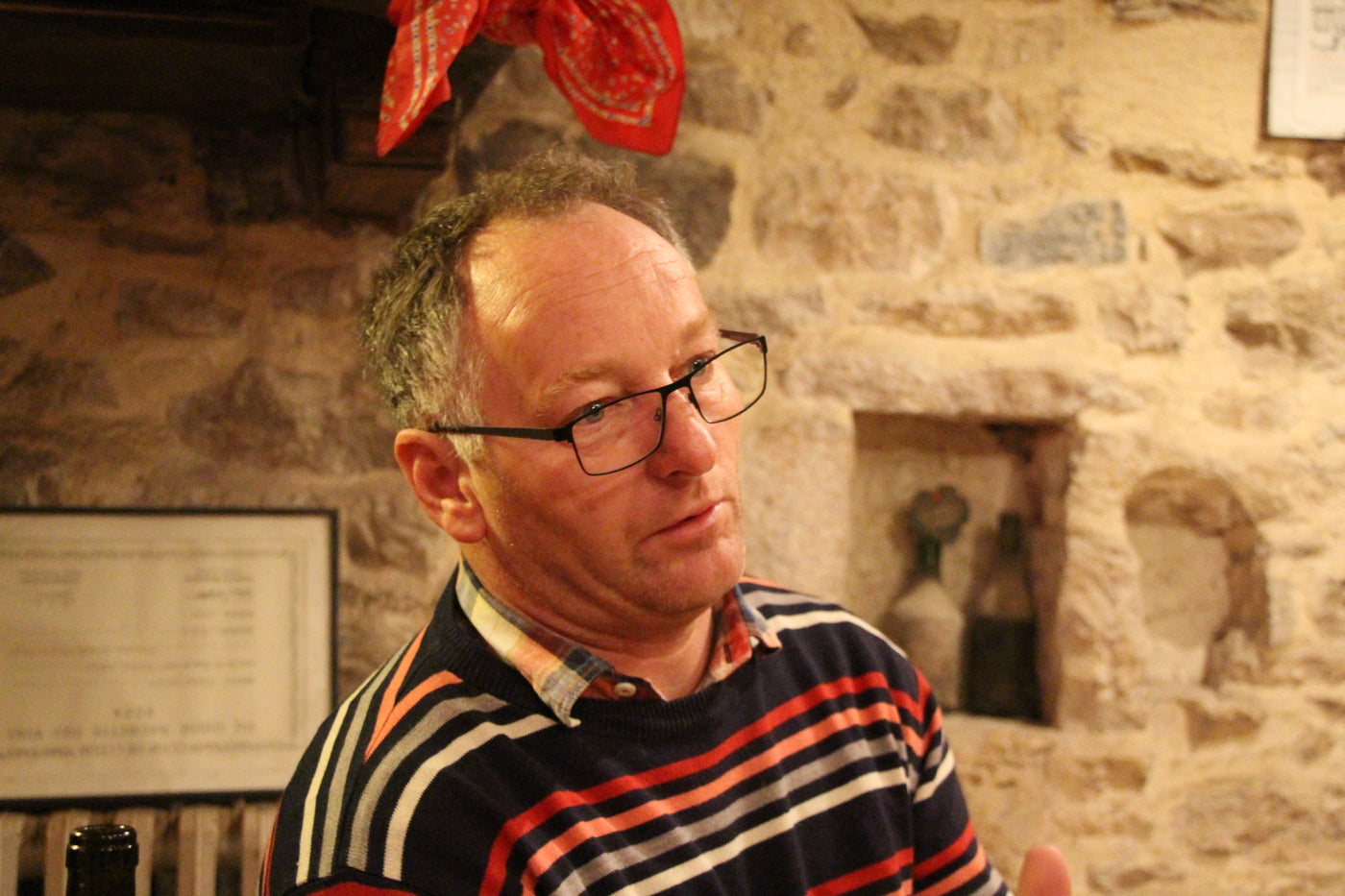 The Nervous Crackle Of Life: Michel Gahier's Jura Wines