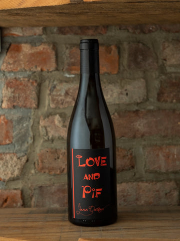 Yann Durieux Love and Pif Blanc NV (2015)