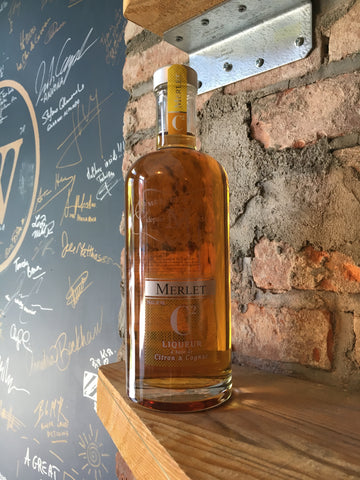 Merlet C2 Cognac & Citron 750ml