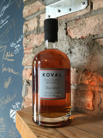 Koval Four Grain Single Barrel Whiskey [NY ONLY]