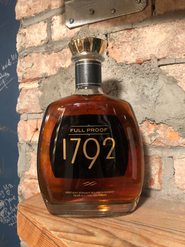 1792 Full Proof Kentucky Straight Bourbon Whiskey [NY State Only]