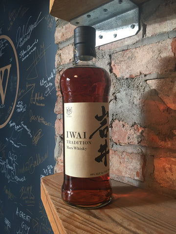 "Mars Shinshu ""Iwai Tradition"" Whisky [NY STATE ONLY]"