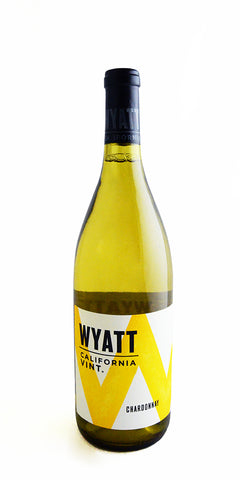Wyatt California Chardonnay 2017