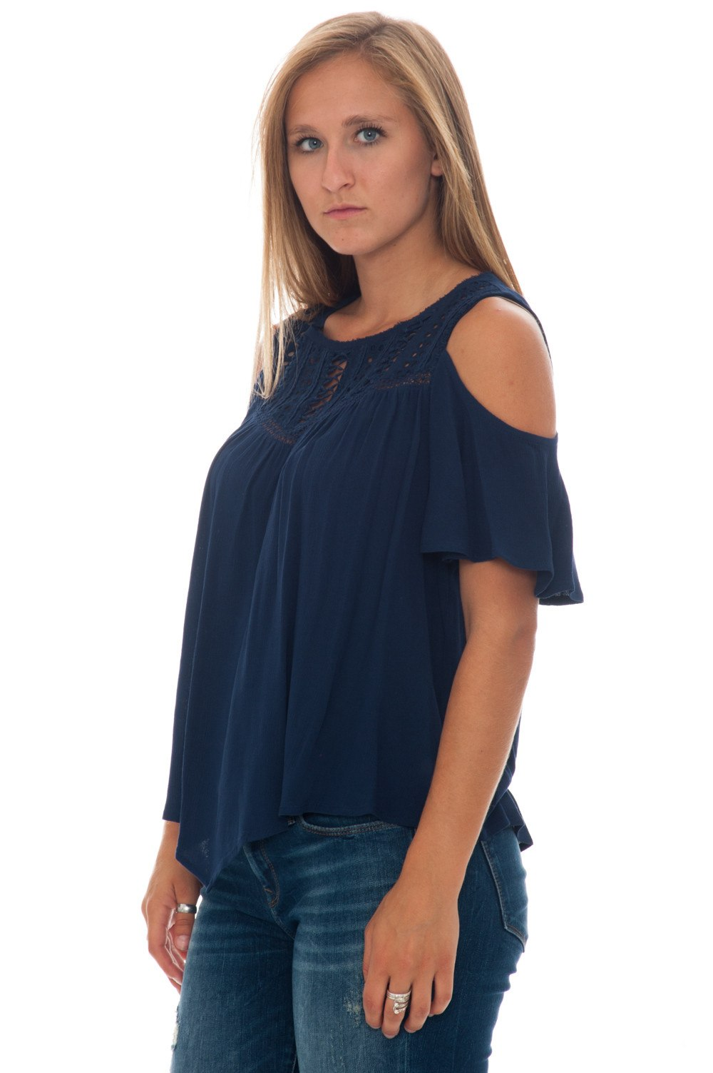 Blouse - Off Shoulder BOHO - 2