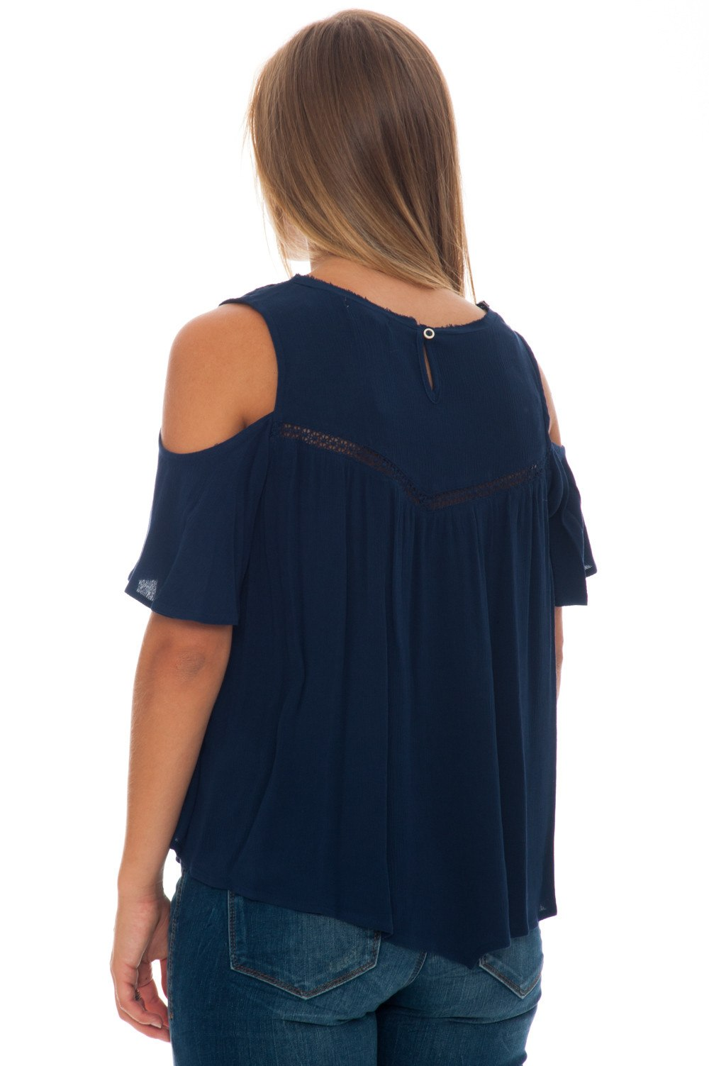 Blouse - Off Shoulder BOHO - 3