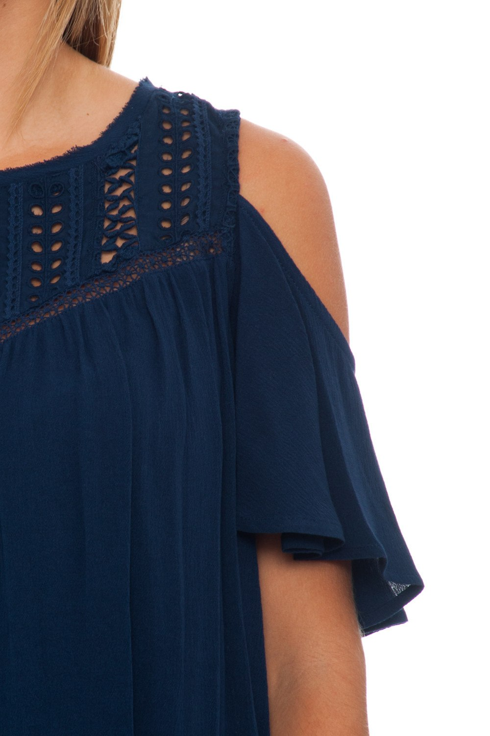 Blouse - Off Shoulder BOHO - 4