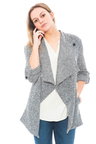 Cardi - Anitra by BB Dakota Cardigan with envelope front