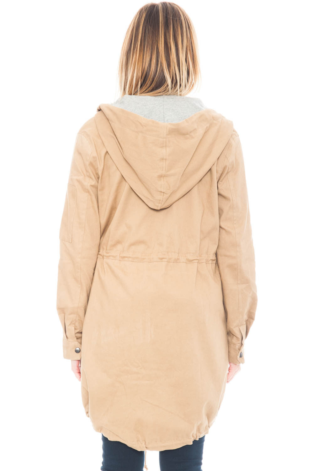 Jacket - Long Utility by Lush (Final Sale)