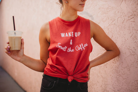 Tank - Wake Up And Smell The Coffee