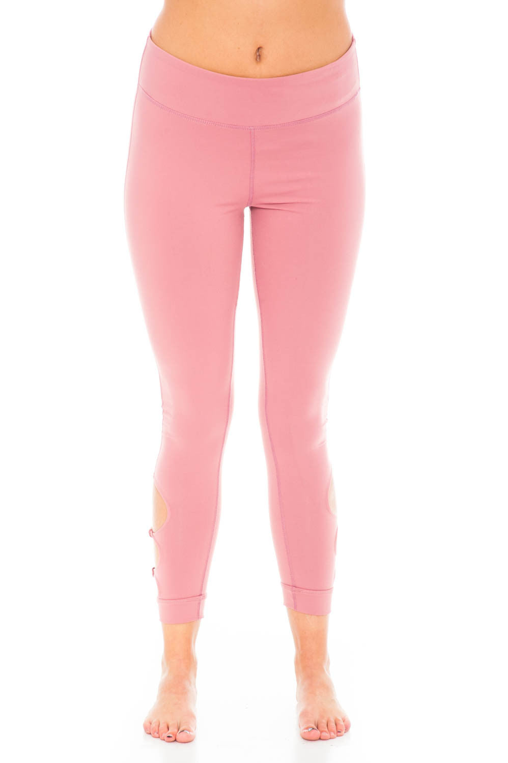 Legging - Knotted Legging By Motion By Coalition