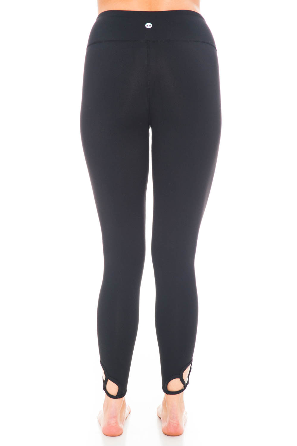 Legging - Criss Cross Side Detail Yoga Pant by Motion by Coalition