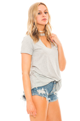 Shirt - Choker Tee by Lush