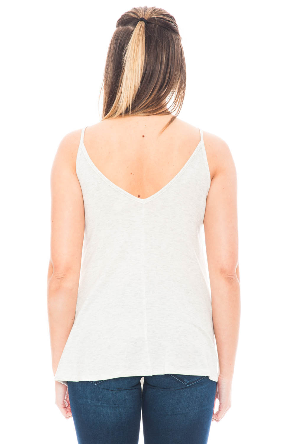 Tank - Tiered Front Top with Tie Side by Paper Crane