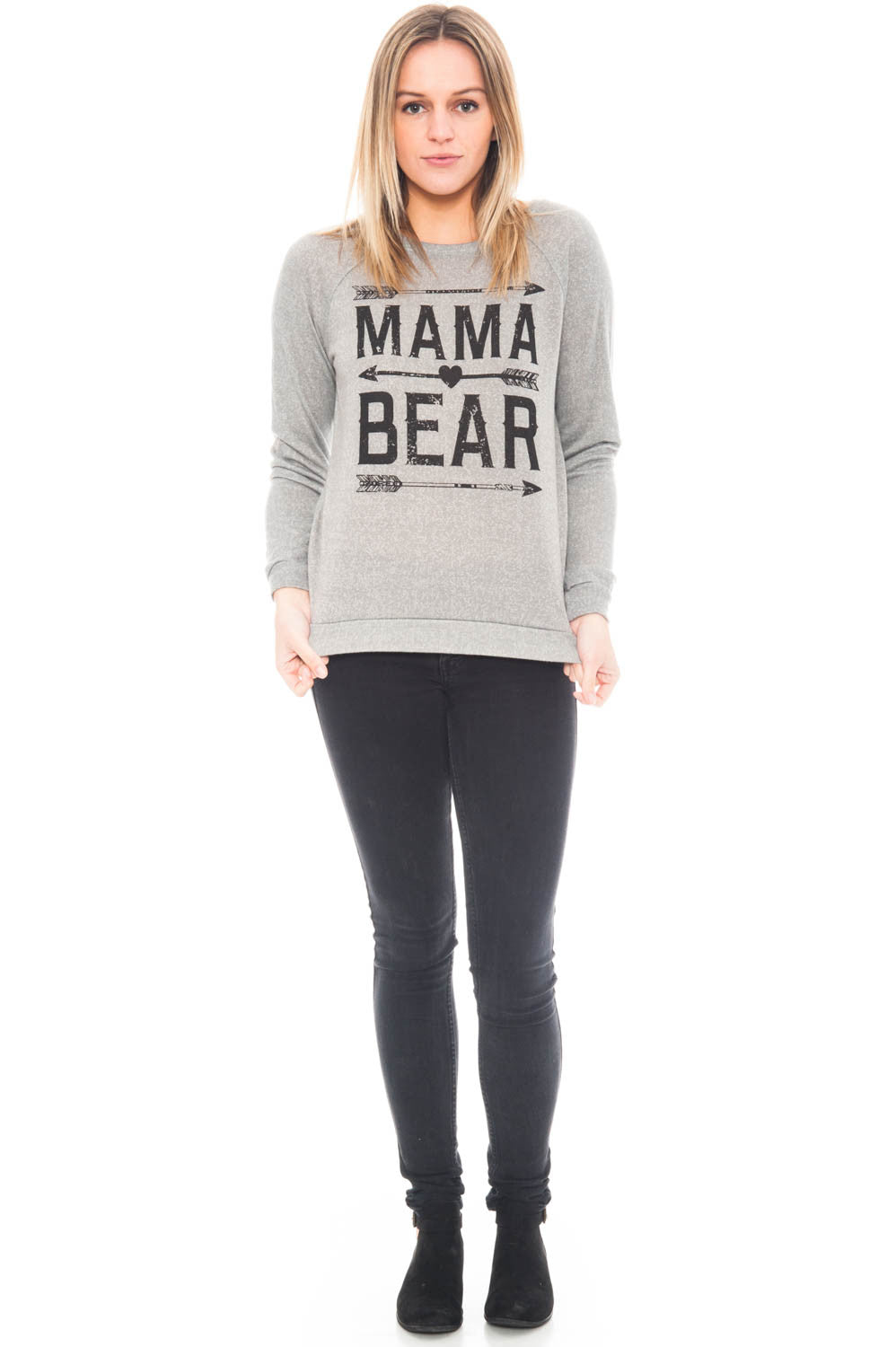 Shirt - Mama Bear Crewneck