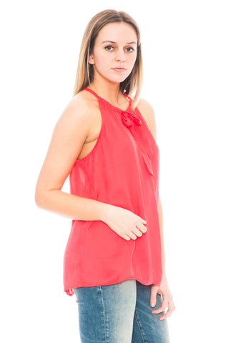 Tank - Alonza by BB Dakota Top with Keyhole Front and Back