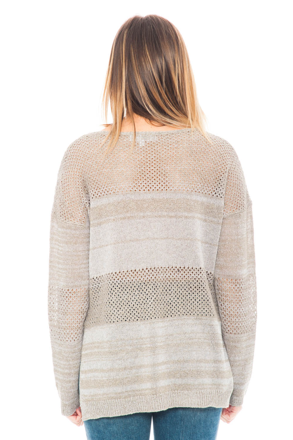 Sweater - Alford by BB Dakota High Low Sweater
