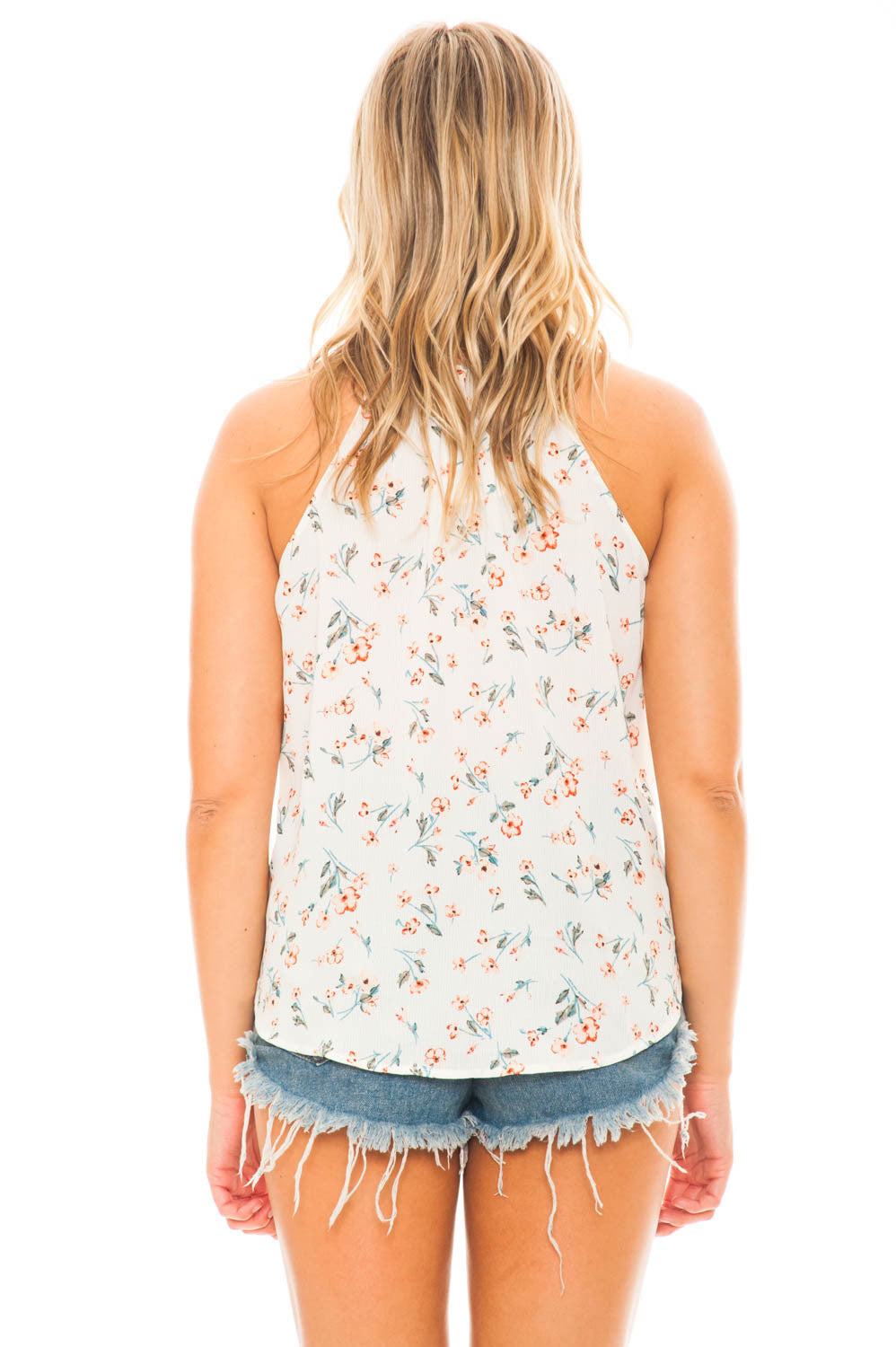 Tank - Overlay Front Cami by Lush