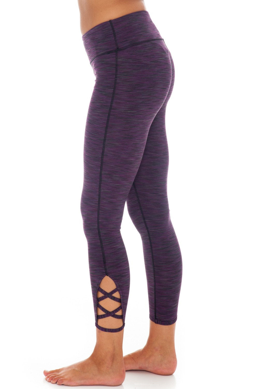 Legging - Criss-Cross Leg - 5