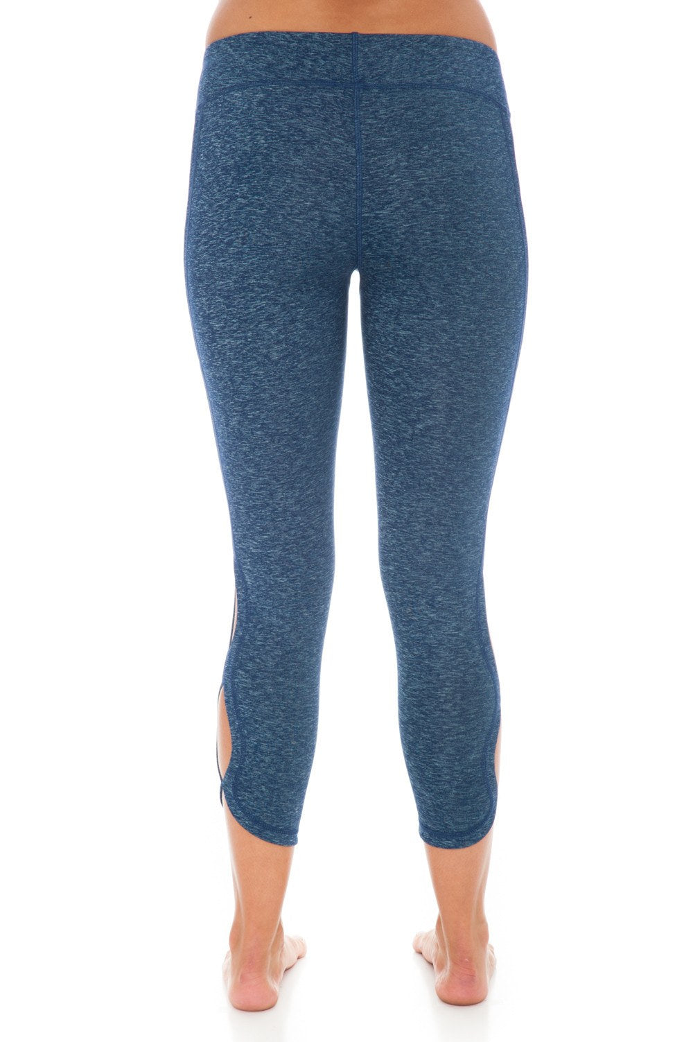 Legging - Crop Leg With Detail - 6