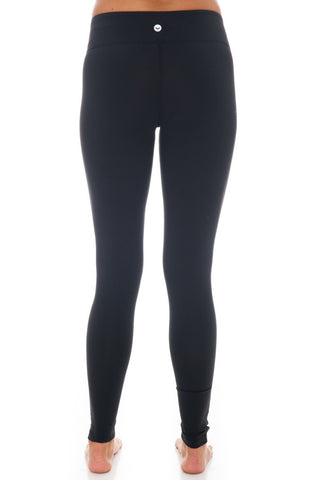 Legging - Mesh Cut-out - 3