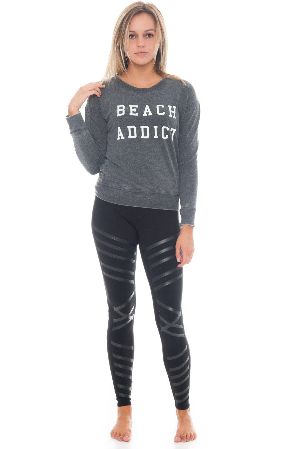 Sweater - Beach Addict - 2