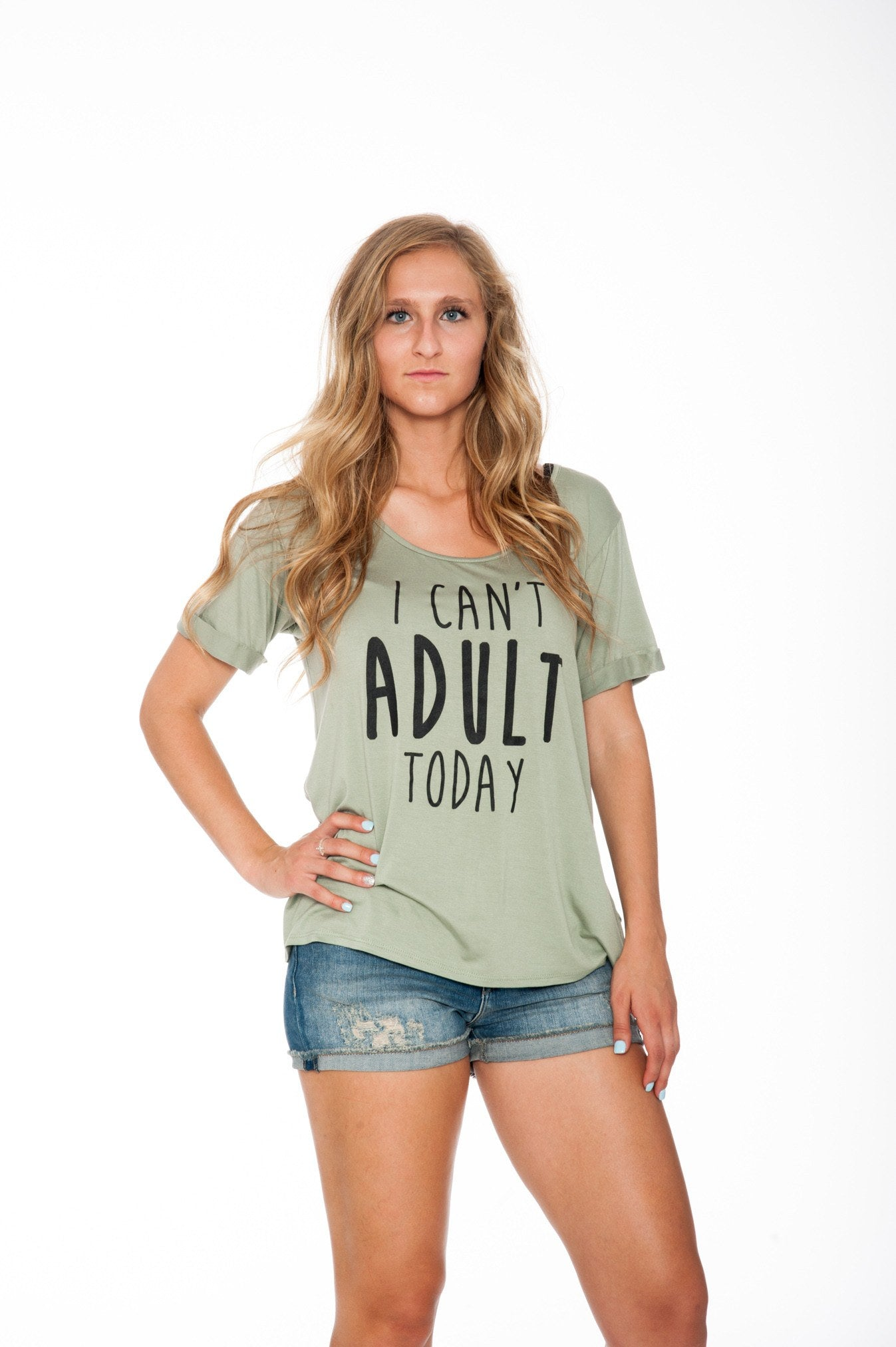 Tank - Can't Adult - 1