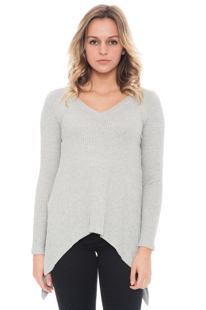Shirt - Cozy Long Sleeve By Paper Crane