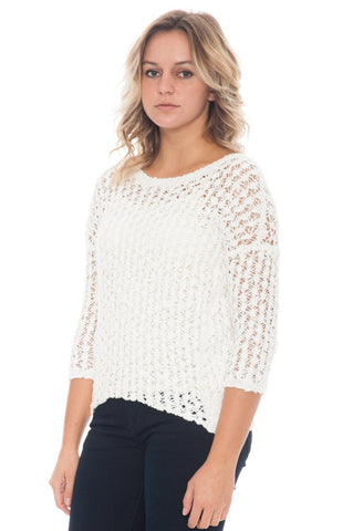 Sweater - Crochet Aamira - 1