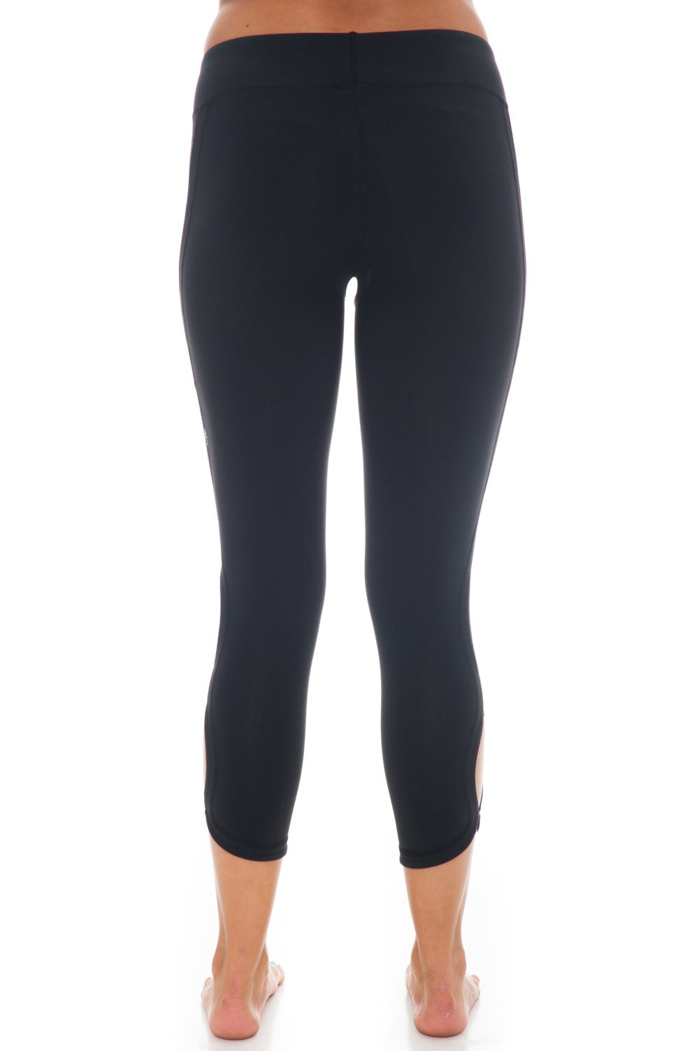 Legging - Crop Leg With Detail - 3