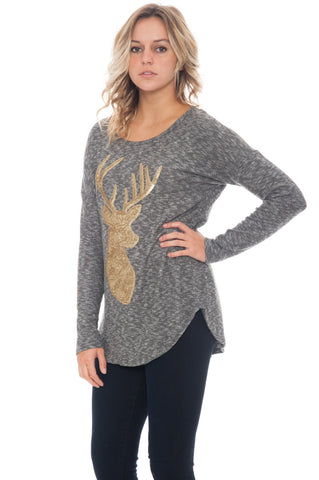 Shirt - Deer Knit - 2