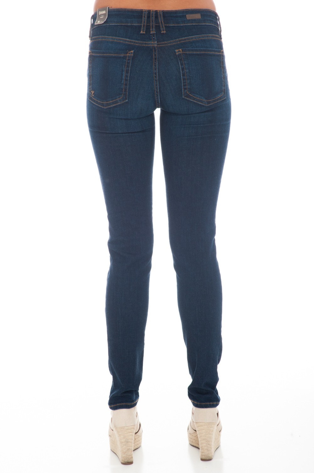 Jean - Diana Brightness Skinny by Kut From the Kloth - 3