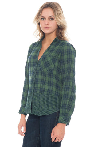 Shirt - Plaid Button Down (Final Sale)