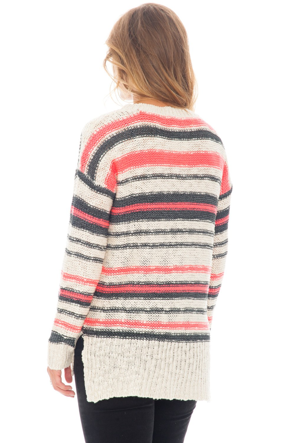 Sweater - Distracted Stripe - 3