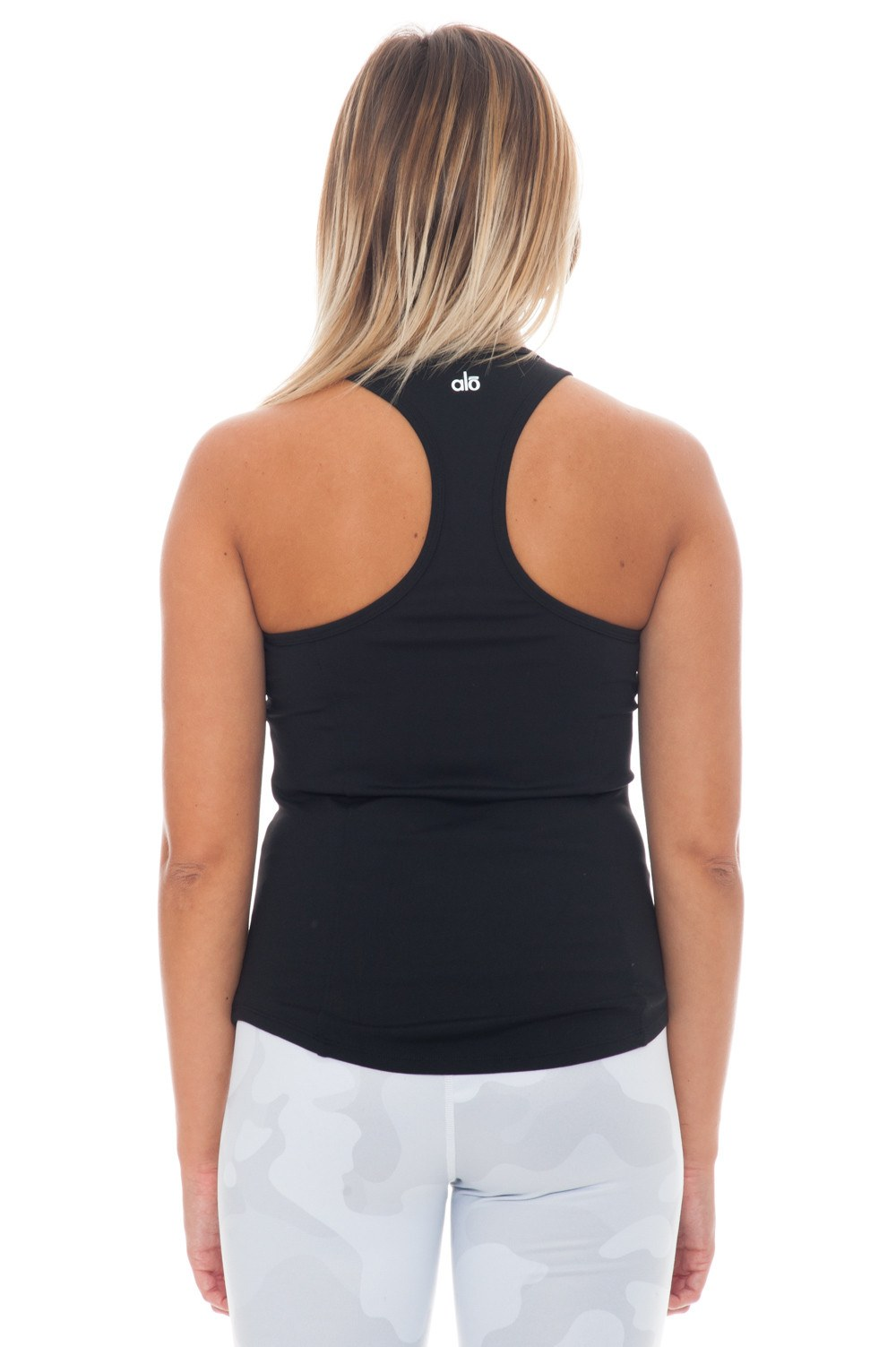 Tank - Alo Tank with Front Zip Detail - 3