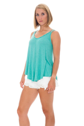 Blouse - Lazy V NECK - 1