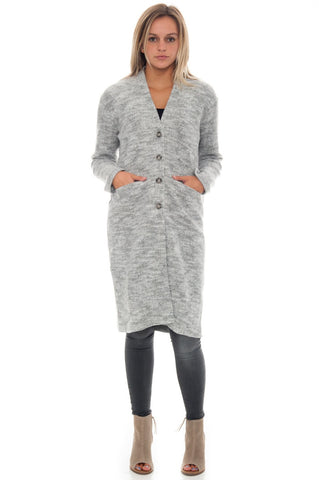 Coat - Solid LONG - 2