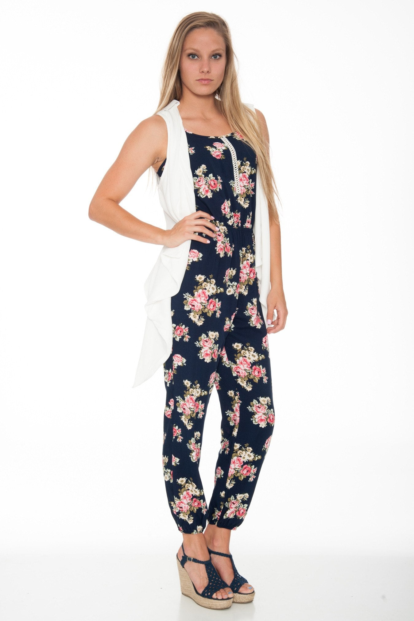Jumper - Summer Floral - 2