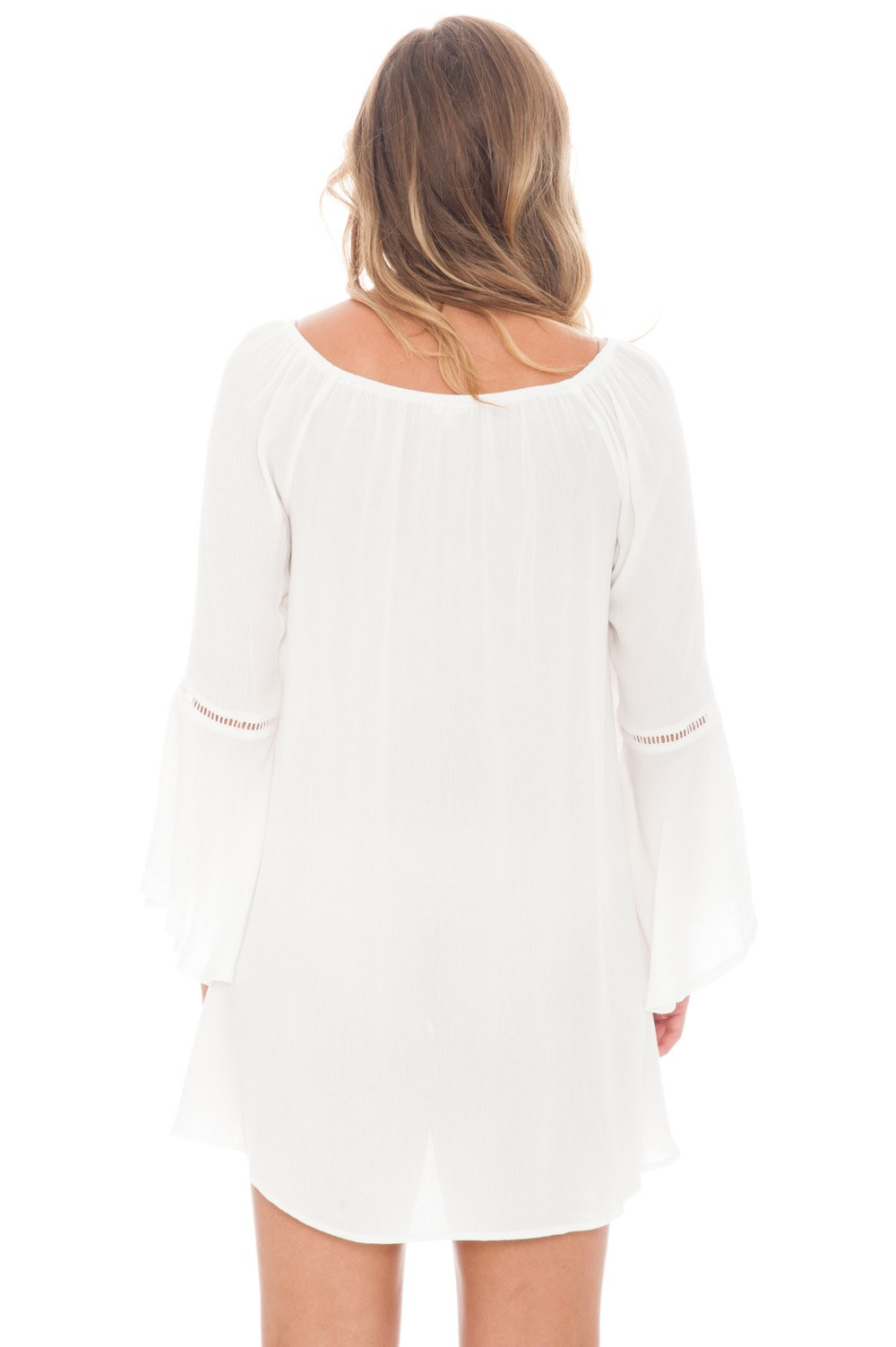 Blouse - Off Shoulder Bell - 3