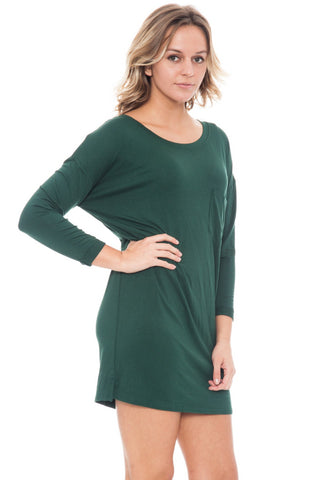 Dress - Round Neck (Final Sale)