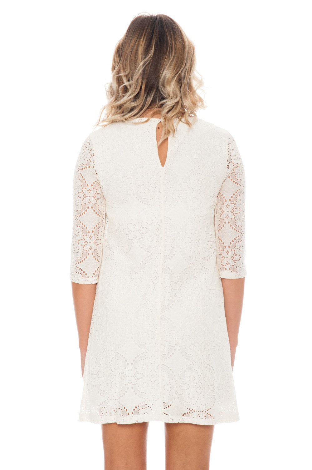 Dress - Shift Lace - 3