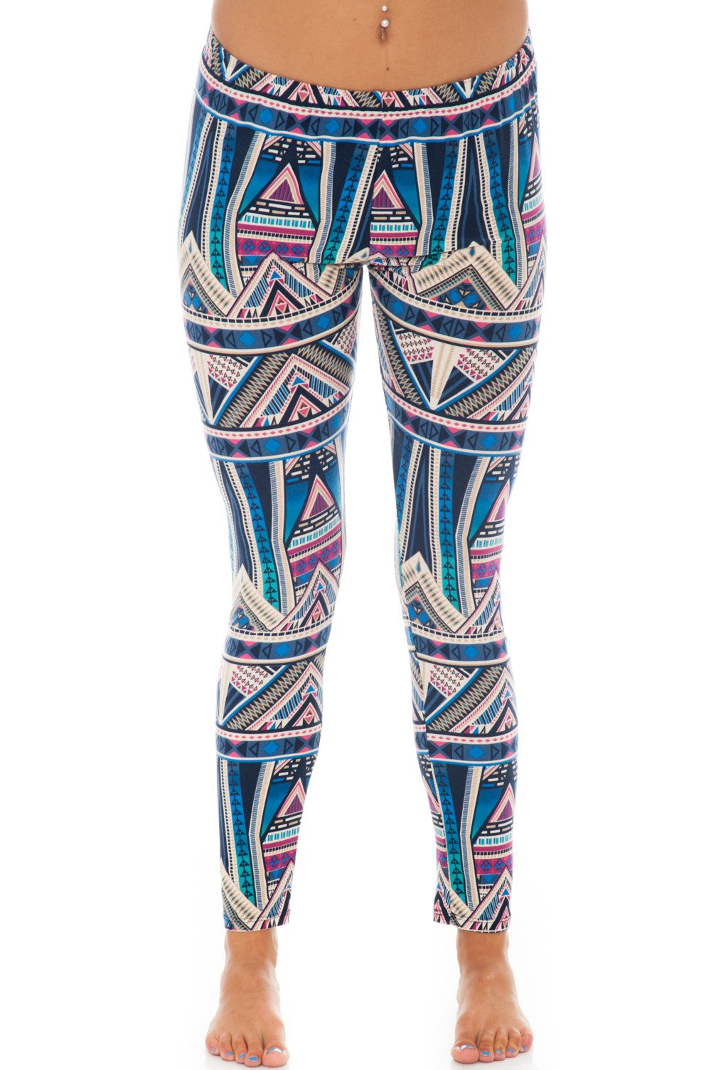 Legging - Soft Pattern - 1