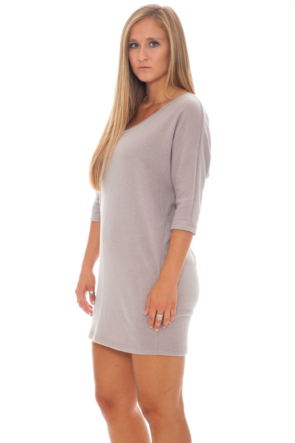 Tunic - Soft Sweater - 1